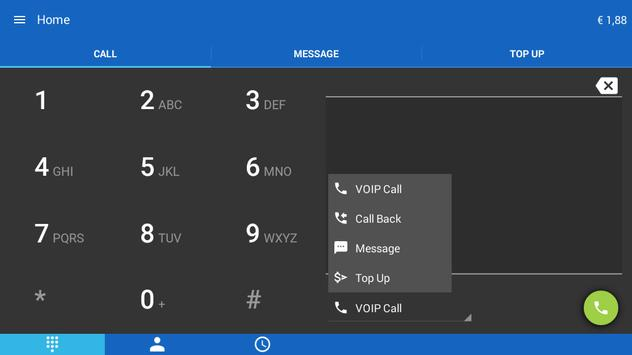 HOTVOIP Save on calls screenshot 16
