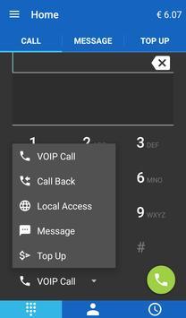VoipWise Ekran Görüntüsü 3