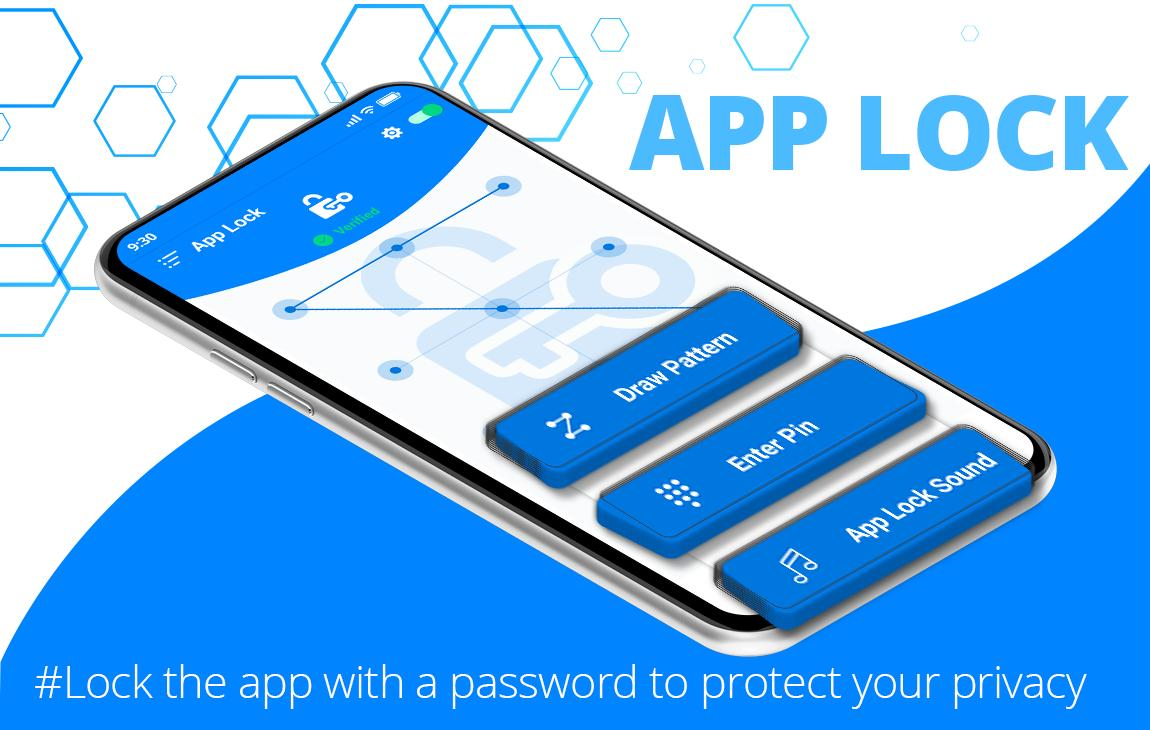 App Lock Real Fingerprint Pattern Password For Android Apk