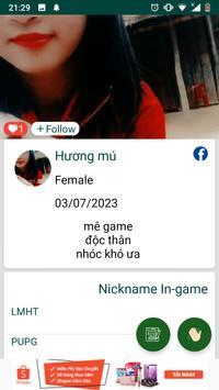 Gamebiz - Play game with together make new friend screenshot 3