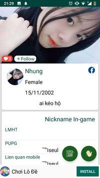Gamebiz - Play game with together make new friend screenshot 4