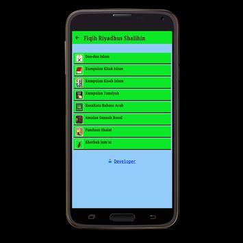 Fiqih Riyadhus Shalihin Complete screenshot 1