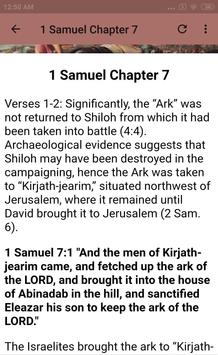 BOOK OF 1 SAMUEL - BIBLE STUDY screenshot 18