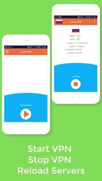 New Touch VPN - Free Unlimited VPN Proxy Master screenshot 3