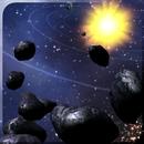 Asteroid Belt Free L Wallpaper APK