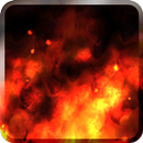 KF Flames Free Live Wallpaper APK
