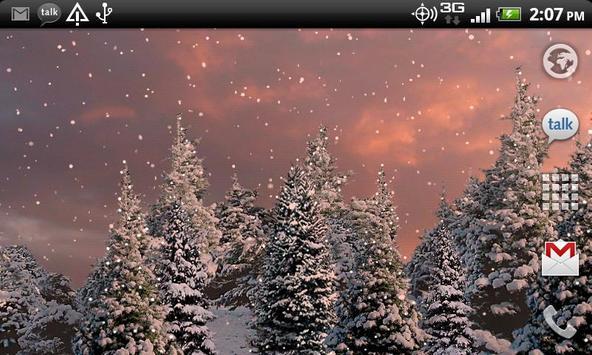 Snowfall Free स्क्रीनशॉट 4