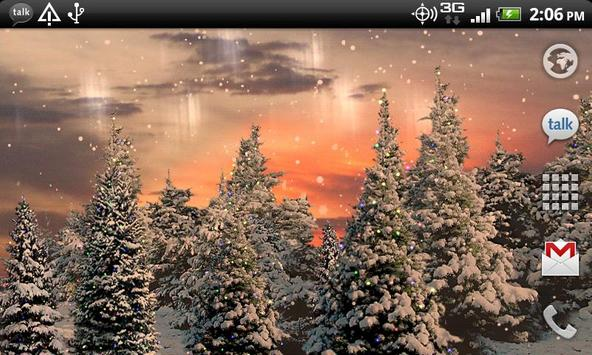 Snowfall Free स्क्रीनशॉट 3