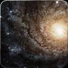 Núcleo galáctico gratis icono
