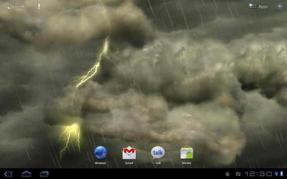 Thunderstorm Free screenshot 2