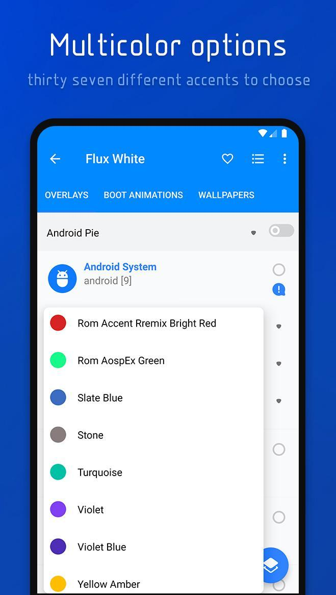 Flux White - Substratum Theme for Android - APK Download