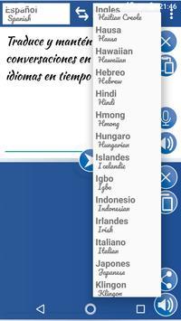 Traducteur Langue Rapide capture d'écran 3