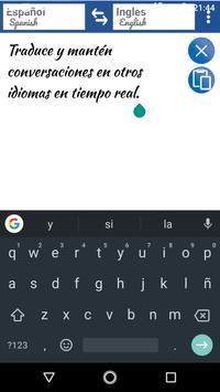 Traducteur Langue Rapide capture d'écran 1