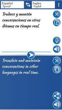 Traducteur Langue Rapide capture d'écran 2
