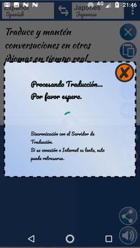 Traducteur Langue Rapide capture d'écran 5