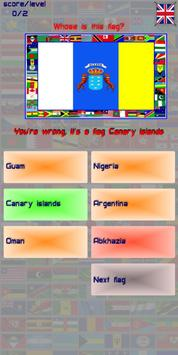 Guess the country by flag screenshot 3
