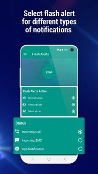 Flash Alerts - For Calls and Messages スクリーンショット 2