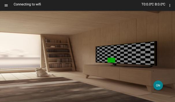 Flasty Droid  - контрольная панель для 3D Принтера screenshot 5