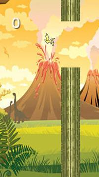 Flappy Dino poster