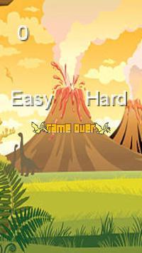 Flappy Dino screenshot 1
