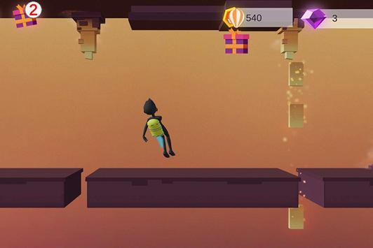 Human Fall With Jetpack screenshot 3