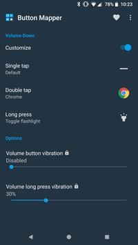 Button Mapper captura de pantalla 1
