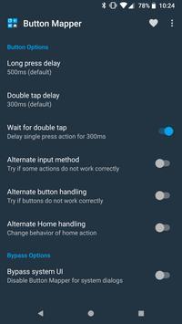 Button Mapper captura de pantalla 5