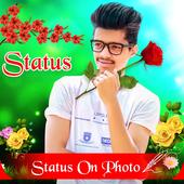 Status On Photo icon