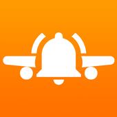 Flight Alert : risparmia sui voli ! icon