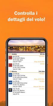 Flight Alert : risparmia sui voli ! screenshot 3