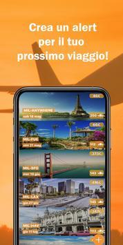 Flight Alert : risparmia sui voli ! screenshot 1