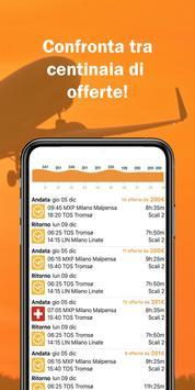 Flight Alert : risparmia sui voli ! screenshot 2