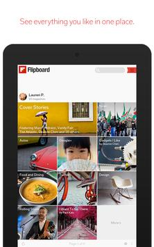 Flipboard captura de pantalla 12