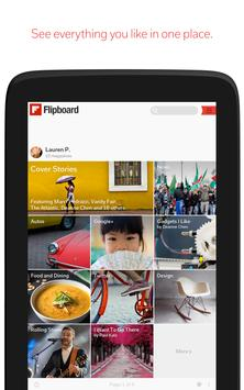 Flipboard captura de pantalla 6