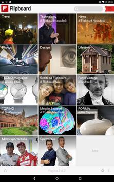 11 Schermata Flipboard