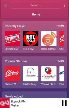 A2Z France FM Radio screenshot 9