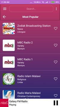 A2Z Malawi FM Radio screenshot 3