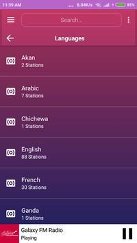 A2Z Malawi FM Radio screenshot 5