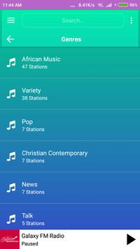 A2Z Malawi FM Radio screenshot 9