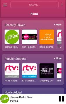 A2Z Slovakia FM Radio screenshot 9