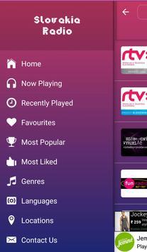 A2Z Slovakia FM Radio screenshot 3