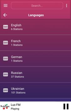 A2Z Ukraine FM Radio screenshot 5
