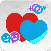 InstantFlirt - Chat, Flirt and Meet New People icon