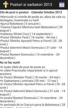Calendar Ortodox 截圖 2