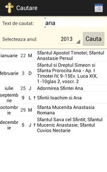Calendar Ortodox 截圖 3