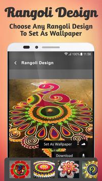 Rangoli Wallpaper screenshot 2