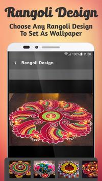Rangoli Wallpaper screenshot 3