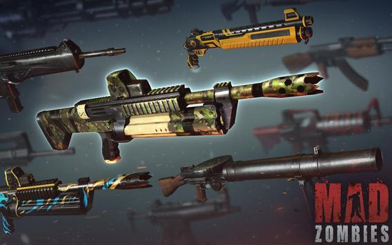 MAD ZOMBIES : Offline Zombie Games screenshot 14