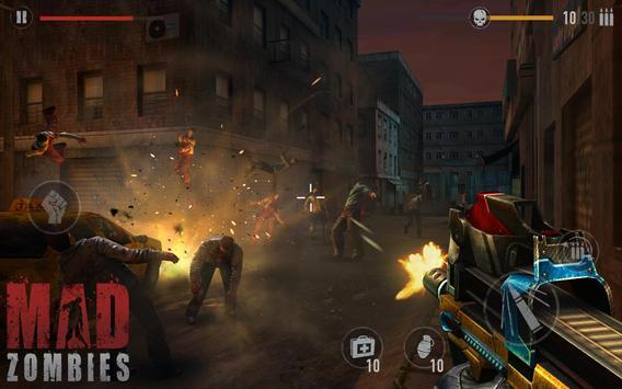 MAD ZOMBIES : Offline Zombie Games screenshot 16