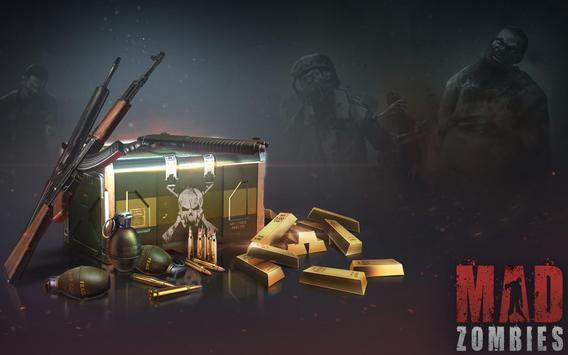 MAD ZOMBIES : Offline Zombie Games screenshot 17